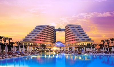Oferta pentru Litoral 2019 Hotel Miracle Resort 5* - Ultra All Inclusive