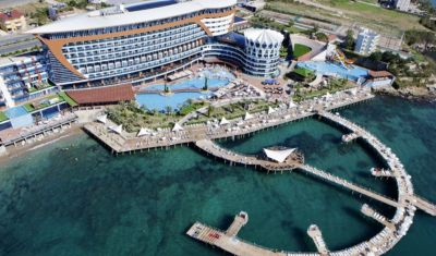 Oferta pentru Litoral 2019 Hotel Granada Luxury Resort & Spa Alanya 5* - Ultra All Inclusive