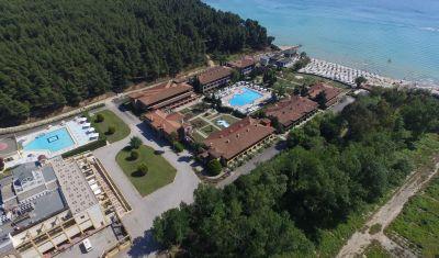 Oferta pentru Litoral 2021 Hotel Simantro Beach 5* - Mic Dejun/Demipensiune/All Inclusive