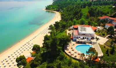 Oferta pentru Litoral 2018 Hotel Alexander The Great 4* - Demipensiune/Pensiune completa