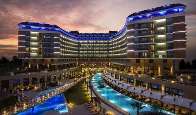 Oferta pentru Litoral 2020 Hotel Aska Lara Resort & Spa 5* - Ultra All Inclusive