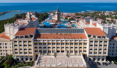 Oferta pentru Revelion 2022 Hotel Titanic Mardan Palace 5* - Golden All Inclusive