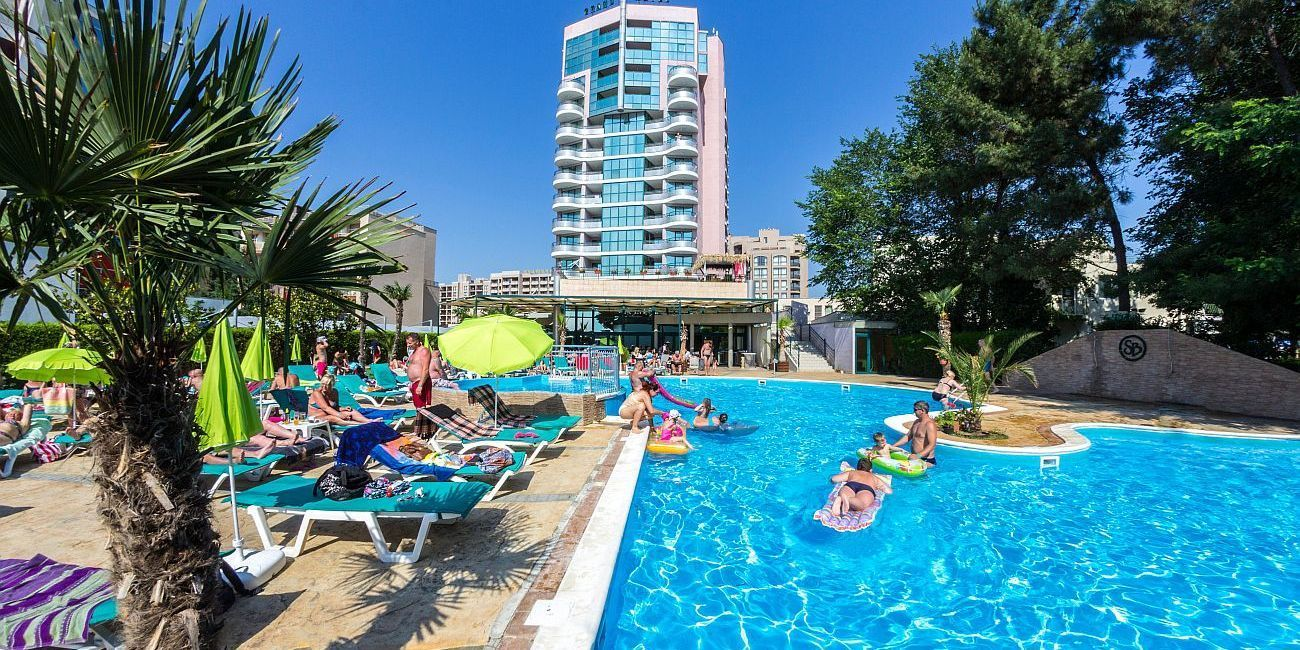 Oferta pentru 1 Mai 2020 Grand Hotel Sunny Beach 4* - All Inclusive