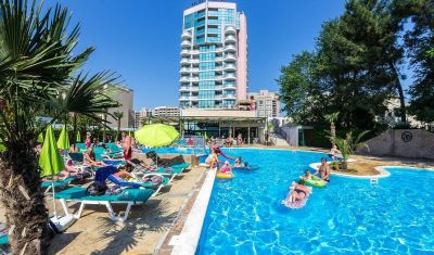 Oferta pentru Paste  2021 Grand Hotel Sunny Beach 4* - All Inclusive