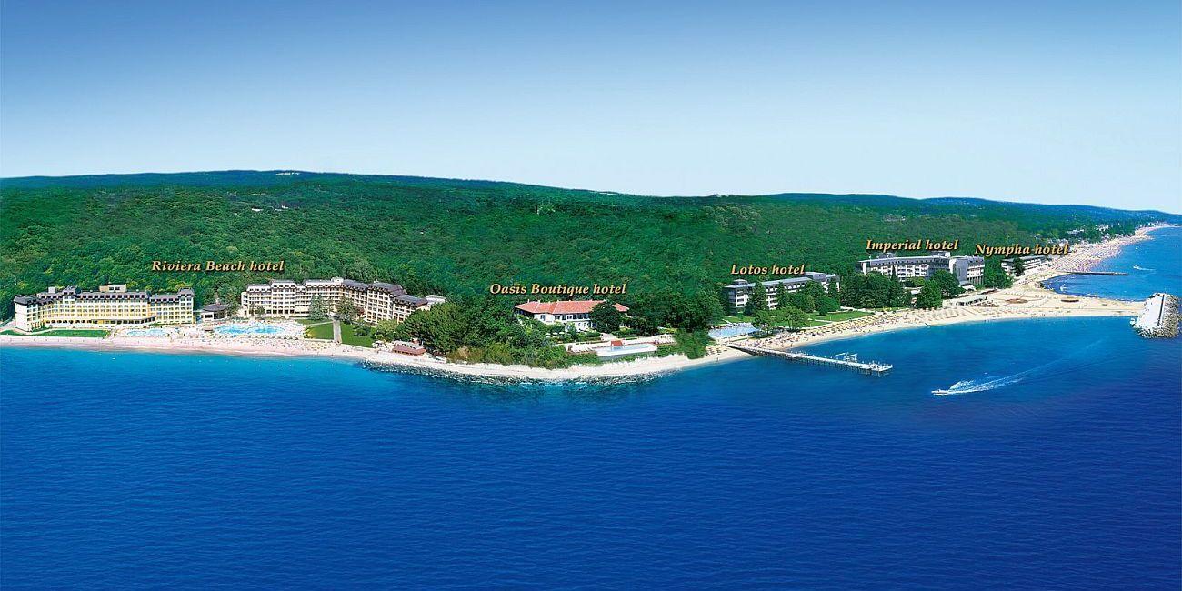 Oferta pentru Paste si 1 Mai 2019 Hotel Riviera Beach 5* - All Inclusive