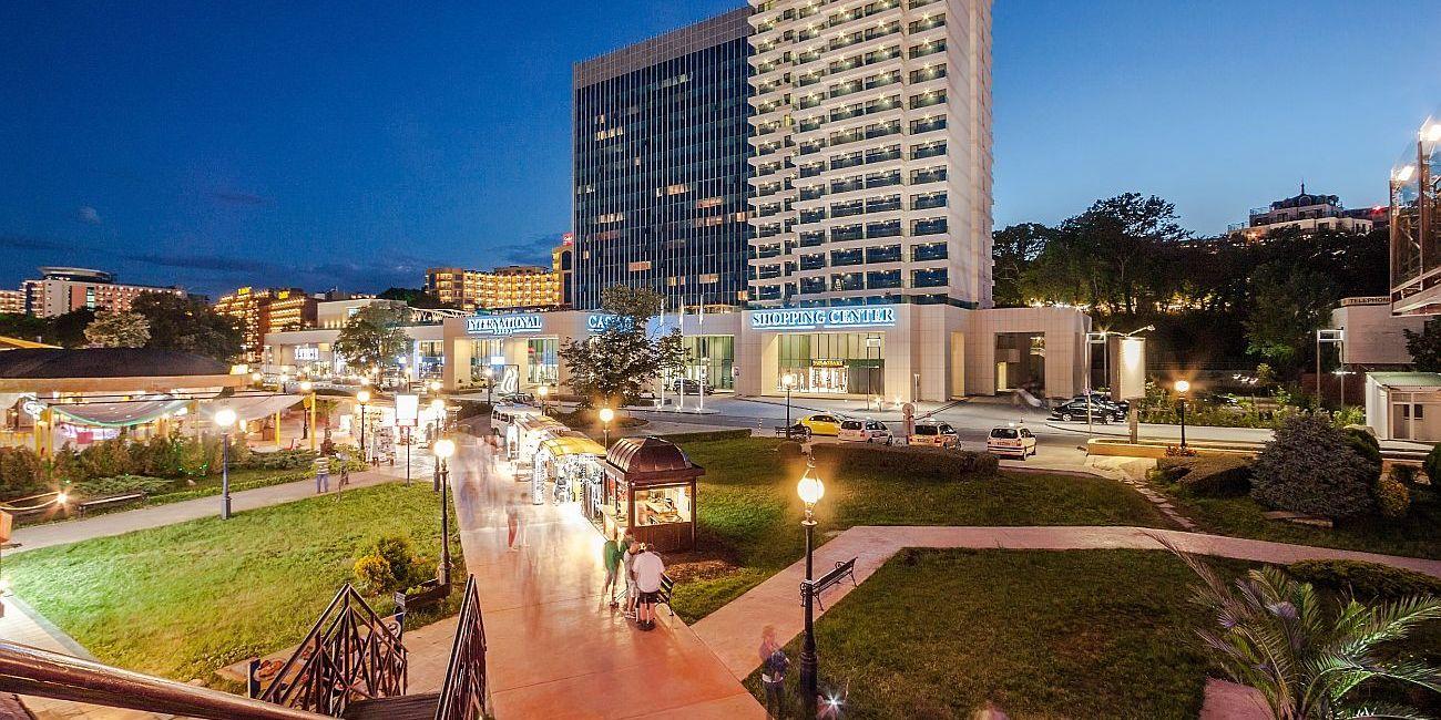 5* international hotel tower suites & casino