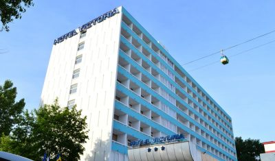 Oferta pentru Litoral 2019 Hotel Victoria 3* - Mic Dejun/Demipensiune/All Inclusive