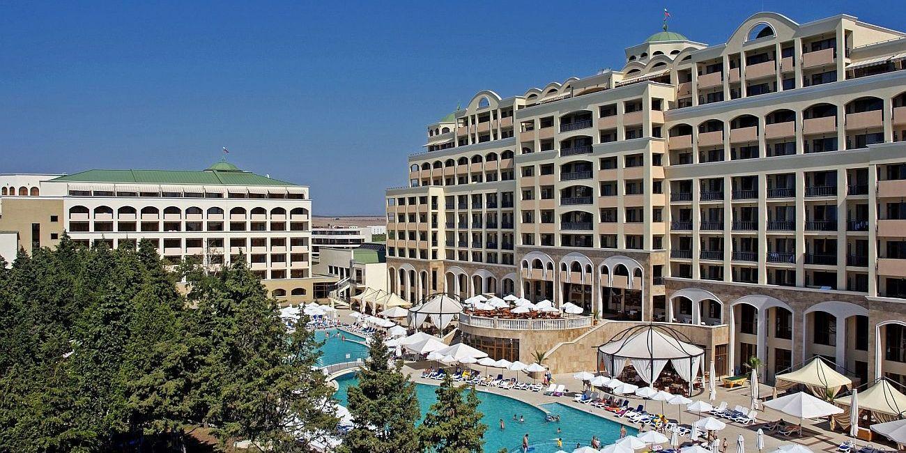Oferta pentru 1 Mai 2020 Hotel Sol Nessebar Palace 5* - All Inclusive