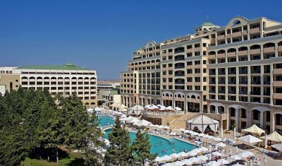 Oferta pentru Paste  2021 Hotel Sol Nessebar Palace 5* - All Inclusive