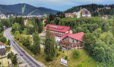 Oferta pentru Munte 2021 Hotel Rozmarin 4* - Mic Dejun/Mic Dejun + Fisa Cont