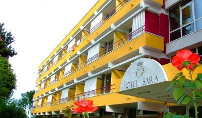 Oferta pentru Litoral 2020 Hotel Sara 3* - Mic Dejun/Mic Dejun + Bonuri Valorice