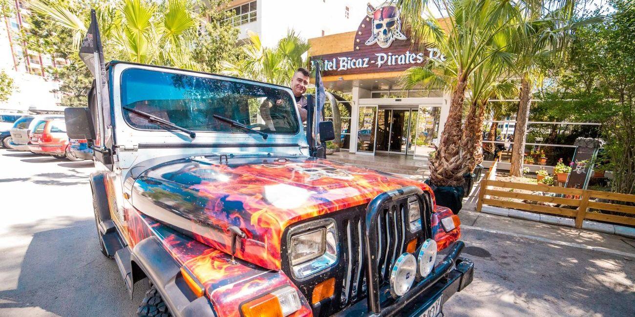 Oferta pentru Litoral 2021 Hotel Pirates Resort 3* - Mic Dejun/Demipensiune/Pensiune Completa