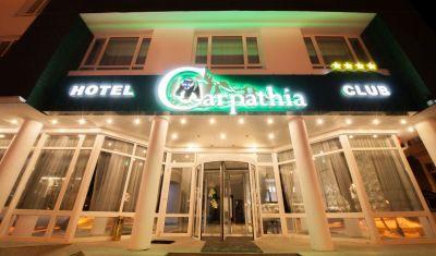 Oferta pentru Munte 2018 Hotel Carpathia 4* - Mic Dejun