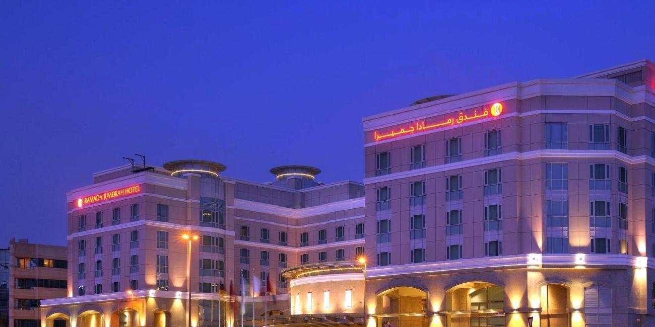 Oferta pentru Revelion 2020 Hotel Ramada By Wyndham Jumeirah 5* - Mic Dejun/Demipensiune/Pensiune Completa