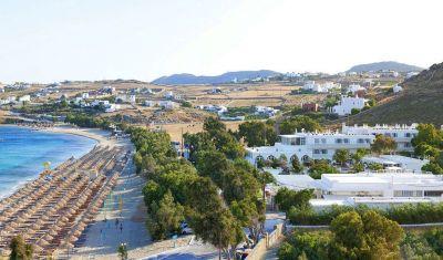 Oferta pentru Litoral 2019 Hotel Aphrodite Beach 4* - Mic Dejun/Demipensiune