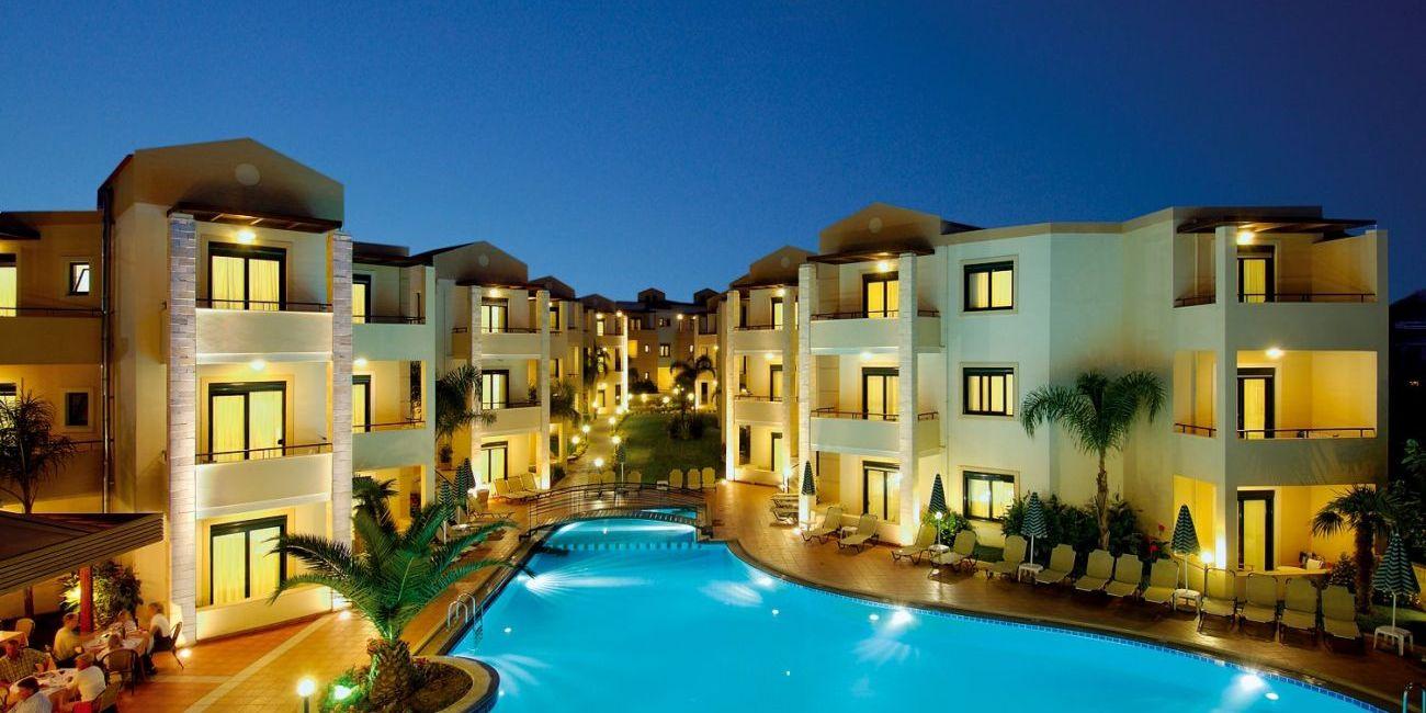 Oferta pentru Litoral 2019 Hotel Creta Palm Resort 4* - Demipensiune/All Inclusive