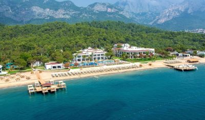 Oferta pentru Litoral 2021 Hotel Sherwood Exclusive Kemer 5* - Ultra All Inclusive