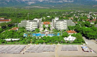 Oferta pentru Litoral 2020 Hotel Queens Park Tekirova Resort & Spa 5* - Ultra All Inclusive