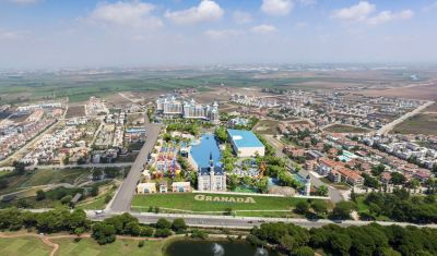 Oferta pentru Litoral 2020 Hotel Granada Luxury Belek 5* - Ultra All Inclusive