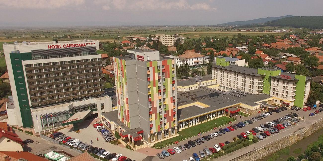 Oferta pentru Craciun 2020 Hotel Caprioara 4*- Demipensiune