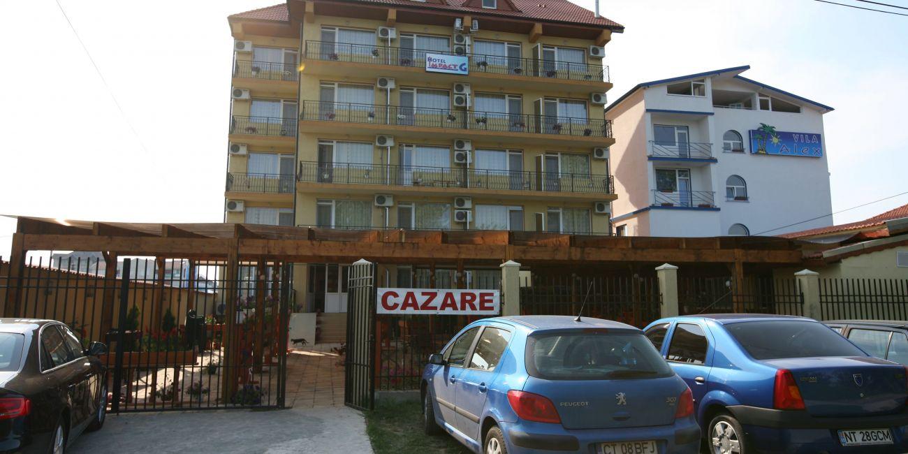 Oferta pentru Litoral 2020 Hostel Impact G 3* - Fara Masa/Bonuri Valorice