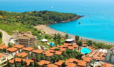Oferta pentru Litoral 2019 Hotel Justiniano Club Alanya 4* - All Inclusive