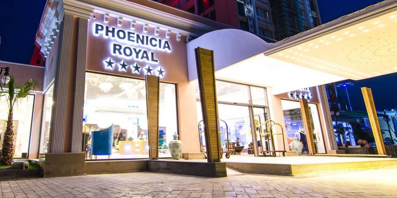 Oferta pentru Litoral 2021 Hotel Phoenicia Royal 5* - Demipensiune/All Inclusive
