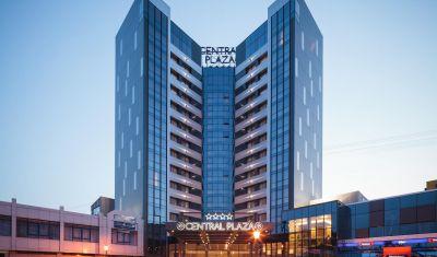 Oferta pentru Revelion 2019 Hotel Central Plaza 4* - Pensiune Completa