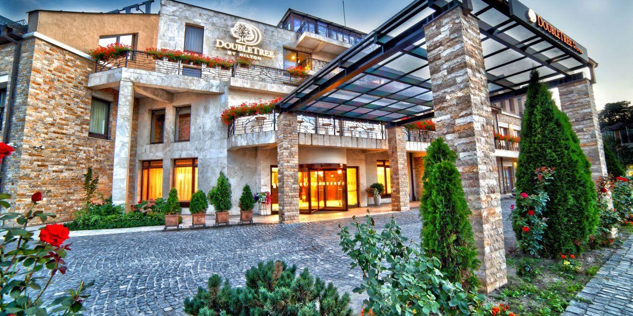 Oferta pentru Craciun 2018 Hotel DoubleTree by Hilton Sighisoara Cavaler 4* - Mic Dejun