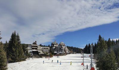 Oferta pentru Munte Ski 2019/2020 Aparthotel Nebeska Stolica 2 - Demipensiune