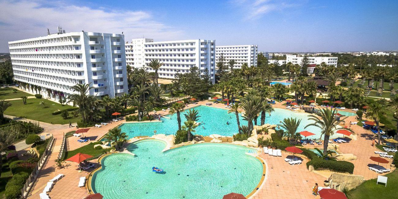 Oferta pentru Litoral 2021 Hotel Sahara Beach Aquapark 3* - All Inclusive