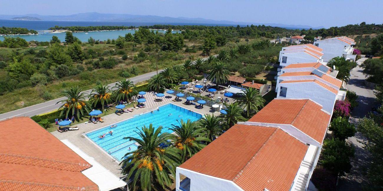 Oferta pentru Litoral 2021 Hotel Xenios Port Marina 3* - Demipensiune/All Inclusive