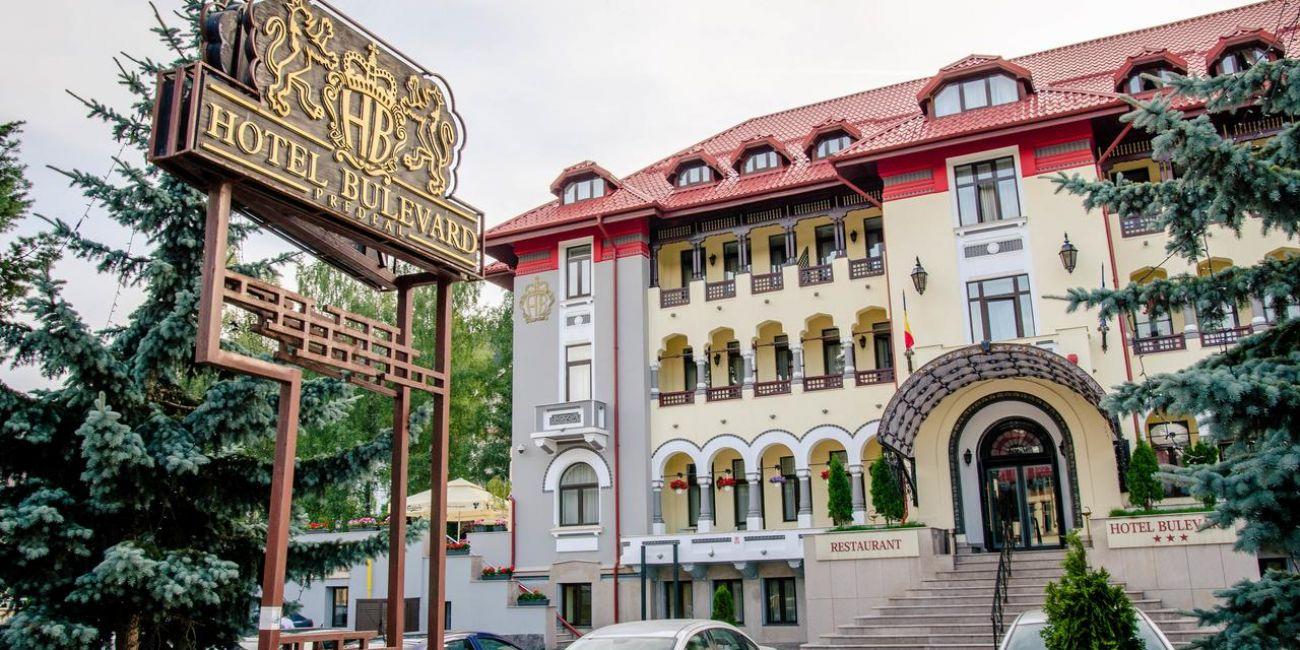 Oferta pentru Craciun 2020 Hotel Bulevard 3* - Demipensiune