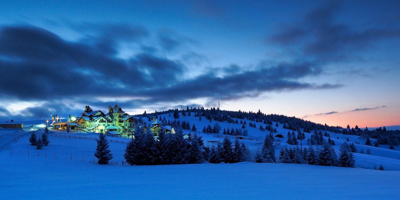 Oferta pentru Revelion 2022 Castelnor Hotel & Spa 4* - Demipensiune