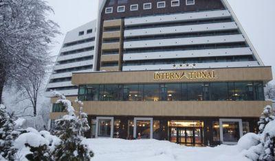 Oferta pentru Craciun 2018 Hotel International Sinaia 4* - Mic Dejun